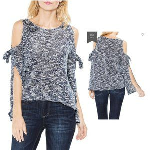 🌻 2/$25  Two by Vince Camuto  Cold Shoulder Top